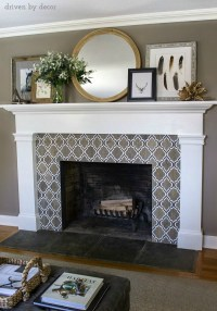 Our New Fireplace! | Driven by Decor