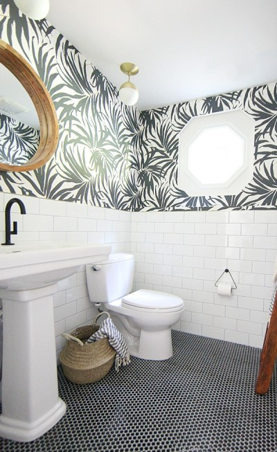 Decorating a Small Bathroom: Ideas & Inspiration for Making the Most of Your Space! | Driven by ...