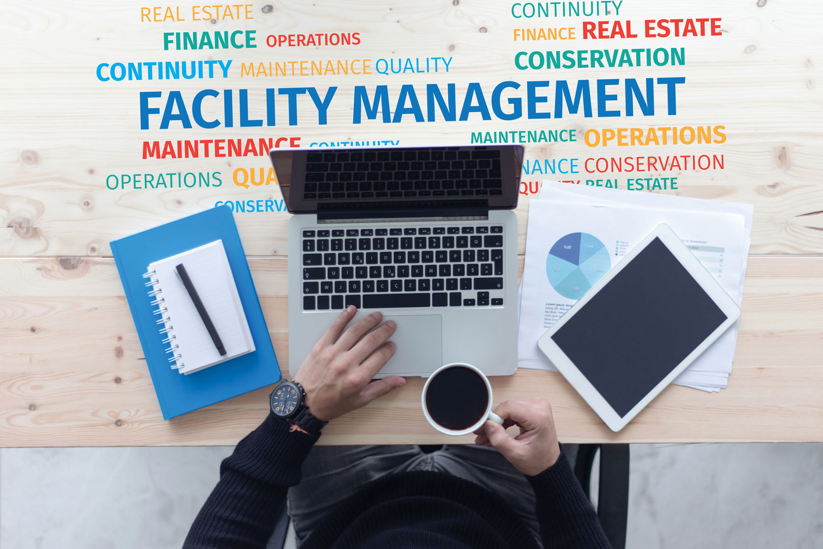 Facilities Management Services by Driven Facilities Management