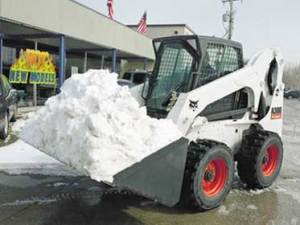 Snow Removal snow plowing