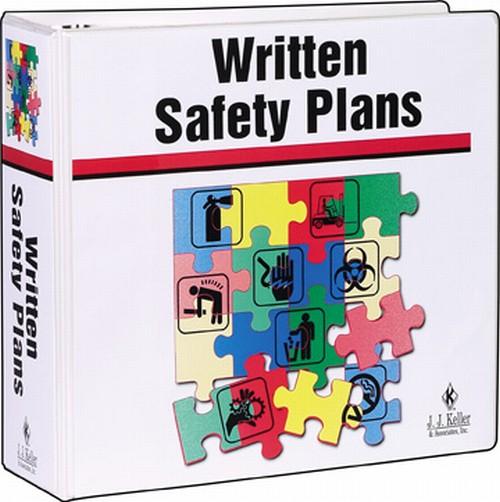 Written Safety Plans Manual 66-M - OSHA DriverLogBooks