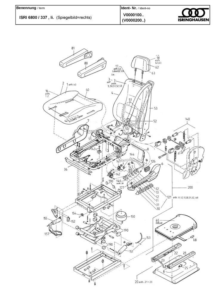 truck engine diagram