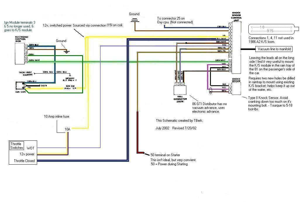 1984 Vw Scirocco Ignition Wiring Diagram Wiring Diagram