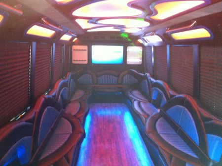 Party Bus Pricing Ny