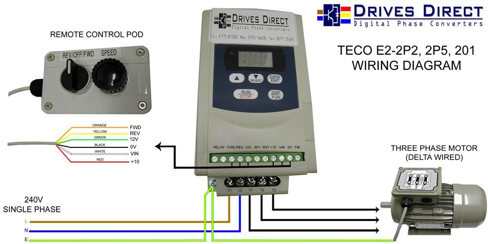 3 Phase Converter Wiring Wiring Diagram
