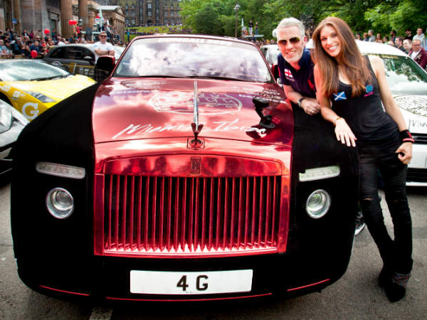 Phantom Car Wallpaper 50 Random Acts By Rolls Royce Owner For Charity