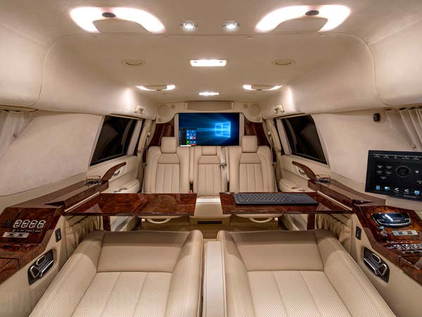Pimped Out Cars Wallpapers Dr Dre S Custom Cadillac Escalade Is A Mobile Office On