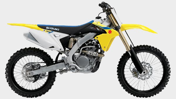 Suzuki Rm Z250 And Rm Z450 Launched In India At Rs 71