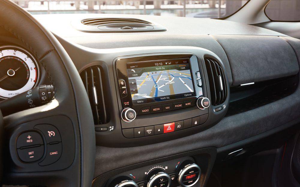 Uconnect for FIAT - System Information