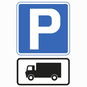Parking Signs and No Parking Signs – Driving Test Tips