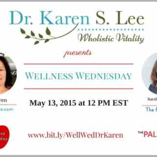 Wellness Wednesday with Sarah Ballantyne