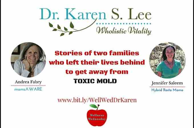 Dangers of Toxic Mold with Andrea Fabry and Jennifer Saleem