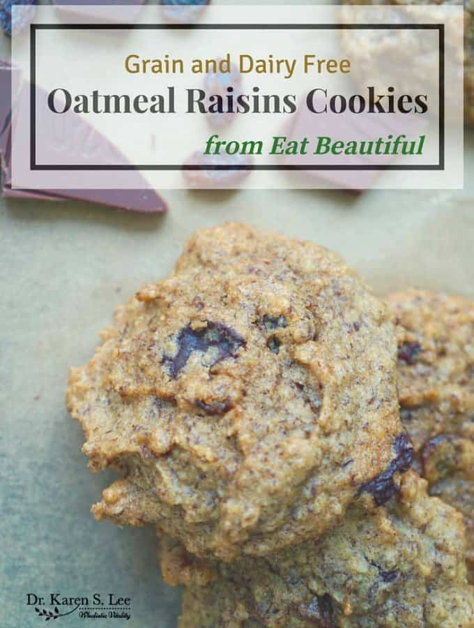 Oatmeal Raisins Cookies Featured
