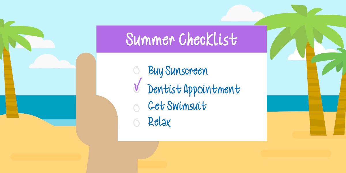 Getting Your Mouth Ready for a Summer Vacation Legacy Dental - summer vacation checklist