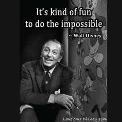 Walt Disney Fun Impossible