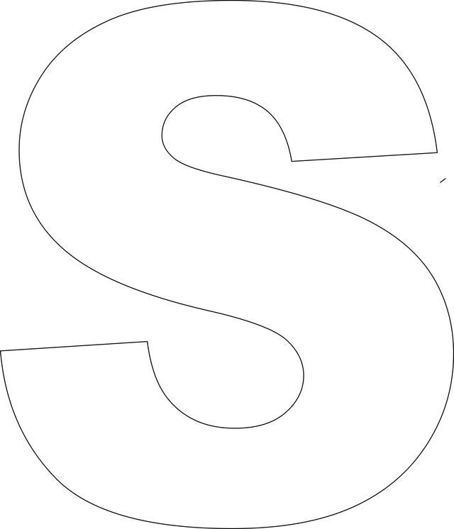 Letter S - Dr Odd