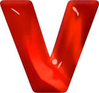 Black And Red Wallpaper Letter V Dr Odd