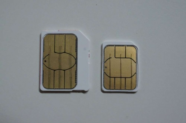 micro SIM to nano SIM