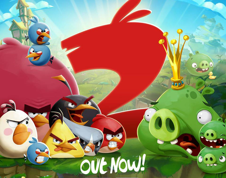 Star Wars Wallpaper Hd Android Rovio Releases Angry Birds 2 To Google Play Complete With