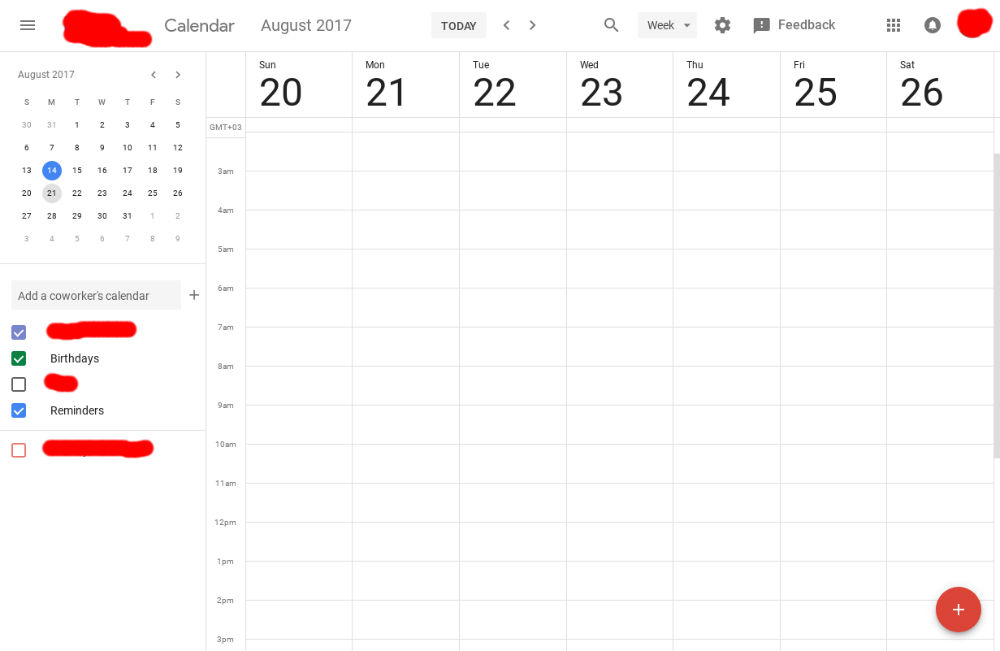 Check Out the Google Calendar Desktop Redesign With Material Design