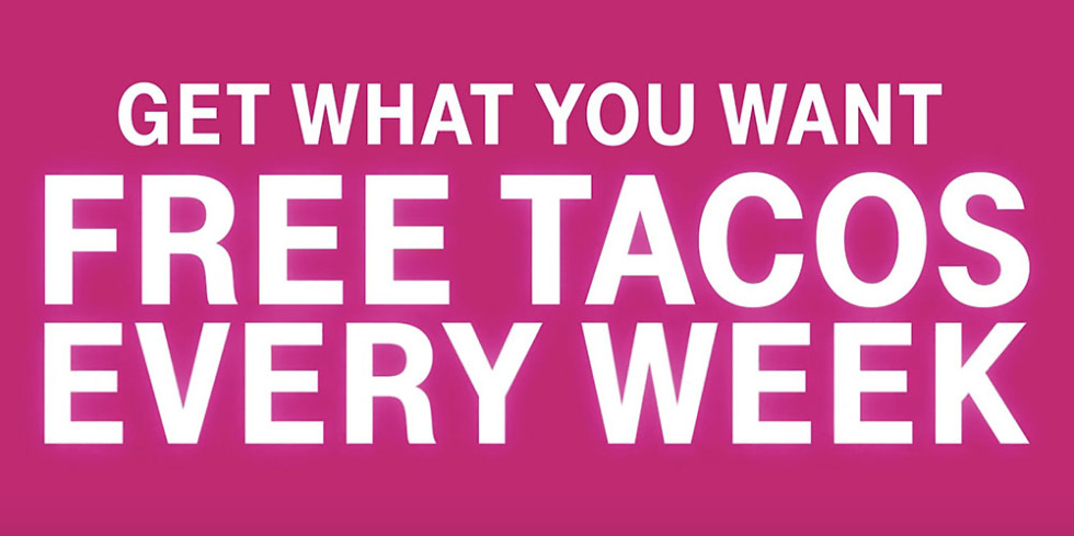 T-Mobile has Free Tacos for You \u2013 Droid Life