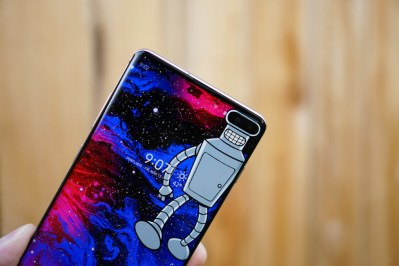 You Need These Wallpapers That Embrace Your Galaxy S10 Display Cutout – Droid Life