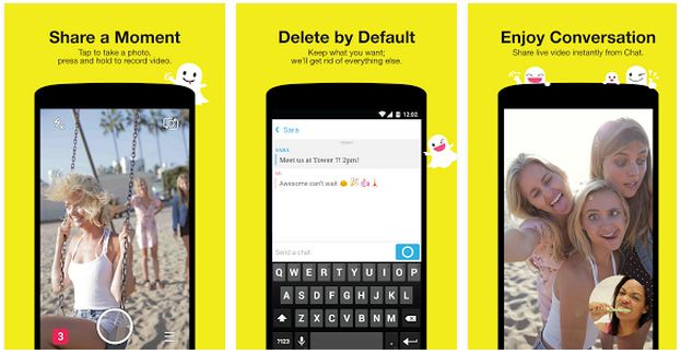 Snapchat 9.7.3.0 APK for Android – Free Download