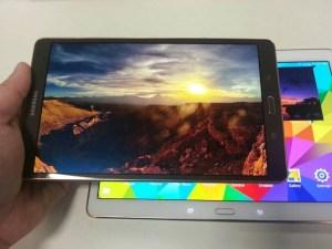 Galaxy Tab S 8.4. @Droidopinions