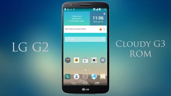 Cloudy G3