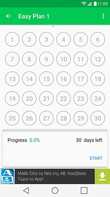 Top 5 Fitness Apps for Android DroidViews - 24 day challenge guide