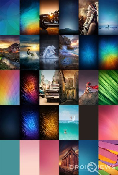 Download MIUI 8 Stock Wallpapers   DroidViews