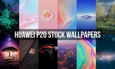 Download Huawei P20 Stock Wallpapers | DroidViews