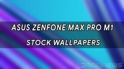 Download Asus Zenfone Max Pro M1 Stock Wallpapers | DroidViews