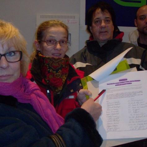 Des citoyennes et des citoyens de Saint-Sauveur s'impliquent pour sauver la clinique.
