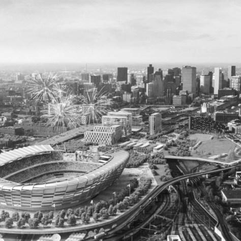 Les citoyens de Boston ont dit non à un amphithéâtre olympique. Phot: courtoisie.