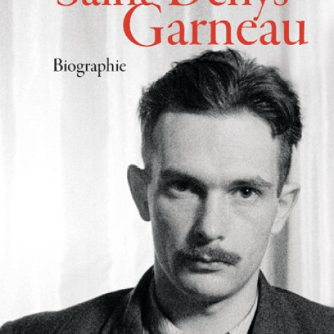 Biographie De Saint-Denys Garneau