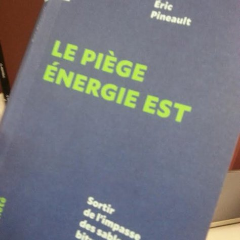 piège Énergie Est