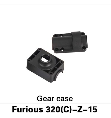 Gear Case Furious 320(C)-Z-15