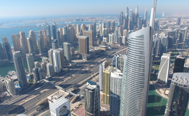 Dubai Dronestagram