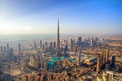 Dubai Skyline | Dronestagram