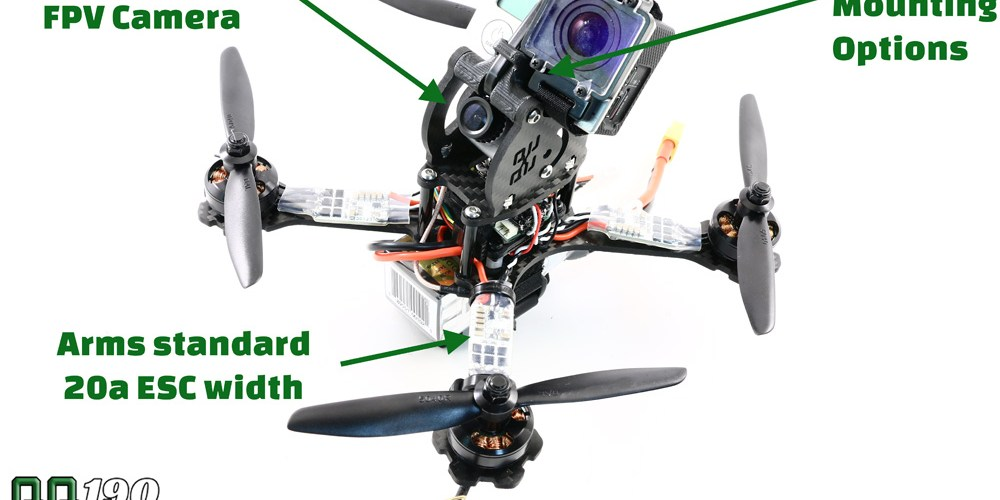 Why You Should Buy The QQ190 Falcon Racing Quadcopter