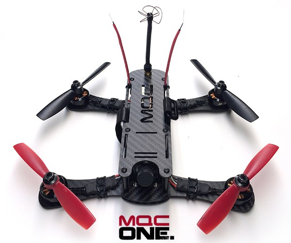 The Best 250 Frame - MQC ONE - DroneUplift