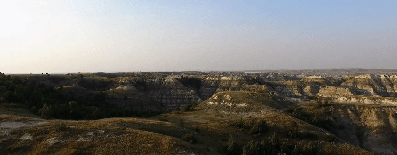 Breath Taking Drone Footage Caught North Dakota