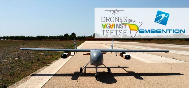 Spanish Drones Will Drop Insects Over Ethiopia To Fight Disease