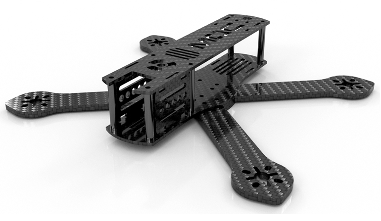 The MQC X and Fusion Frames - A First Look - DroneUplift