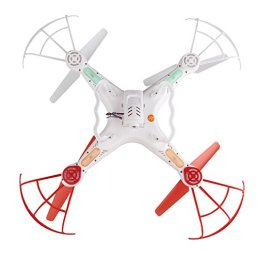 AKASO-X5C-4CH-24GHz-6-Axis-RC-Quadcopter-with-HD-Camera-Gyro-Headless-360-degree-3D-Rolling-Mode-2-RTF-RC-Drone-Bonus-MicroSD-card-Blades-Propellers-included-0-5