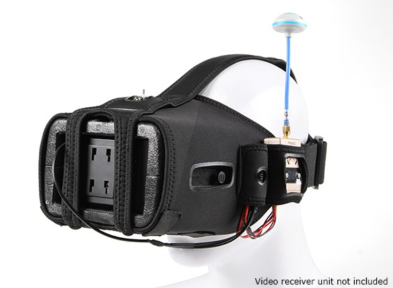 Quanum DIY FPV Goggles Review