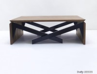 MK1  A Coffee Table that Converts in Seconds Into a ...