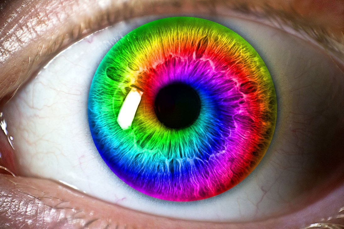 Psychedelic Wallpaper Hd What If You Could See 100 Times More Colors Dr Tavel