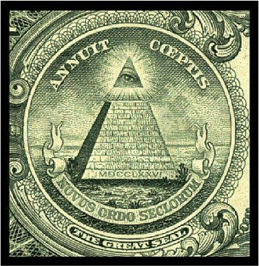 dollar pyramid Pineal Gland Part 1 – Portal of Higher Dimensions